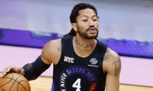 Report: Derrick Rose Agrees to Three-Year Deal With Knicks