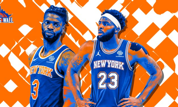 How Will Mitchell Robinson and Nerlens Noel Split Time at Center?
