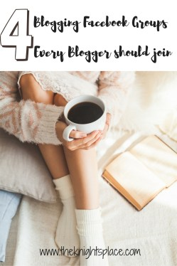 4 Blogging Facebook Groups To Join