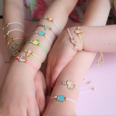 Lucky Fortune Charm Bracelets