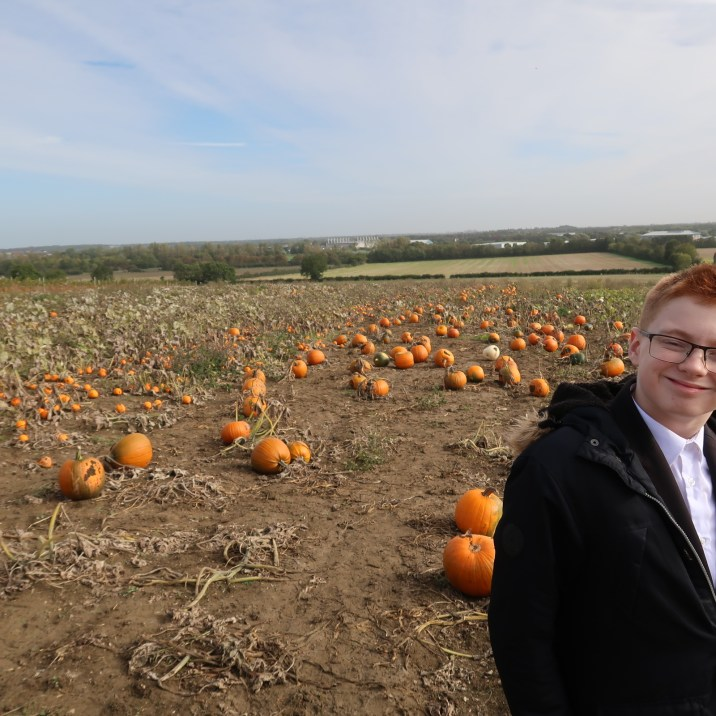 Pumpkin Picking with The Knight Tribe