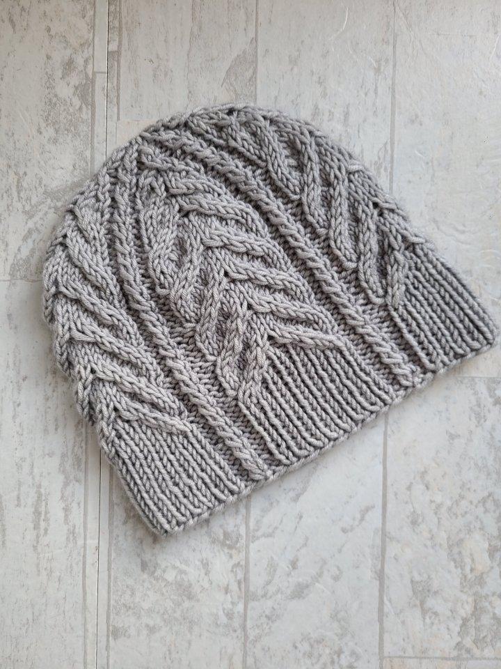 Otterbein Hat: A Pattern Update