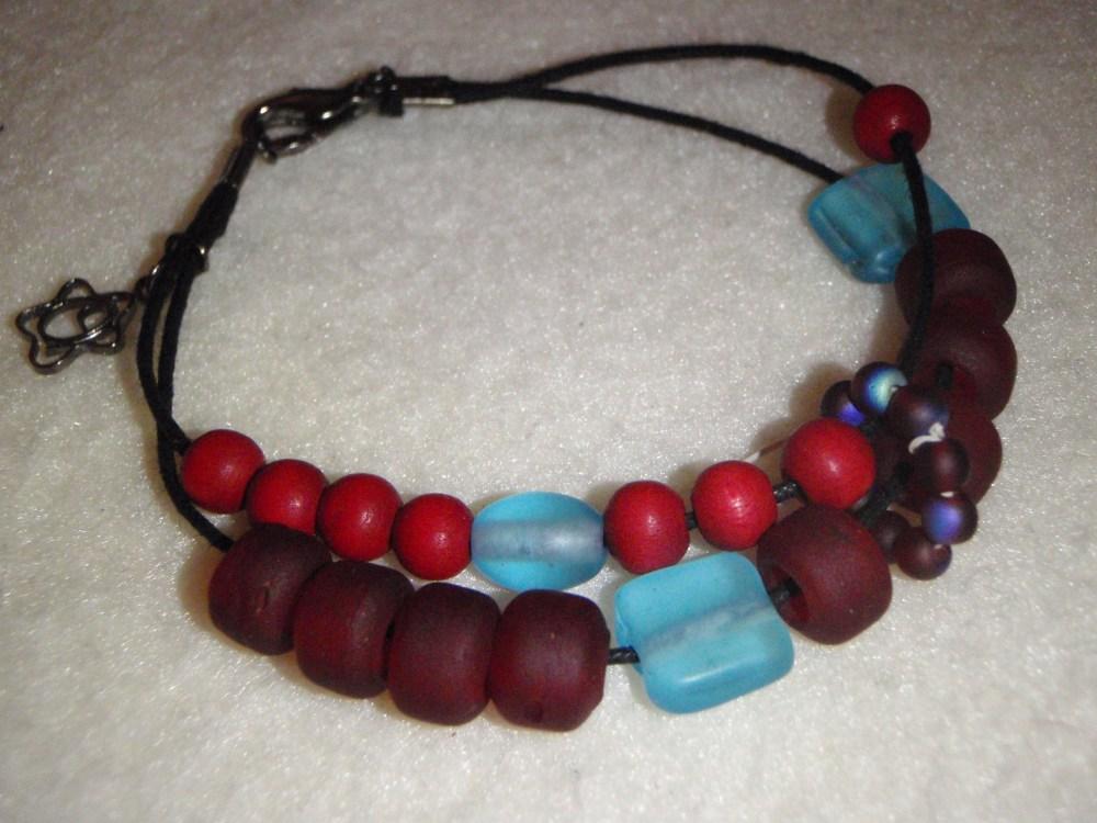 Row Counter Bracelet (1/2)