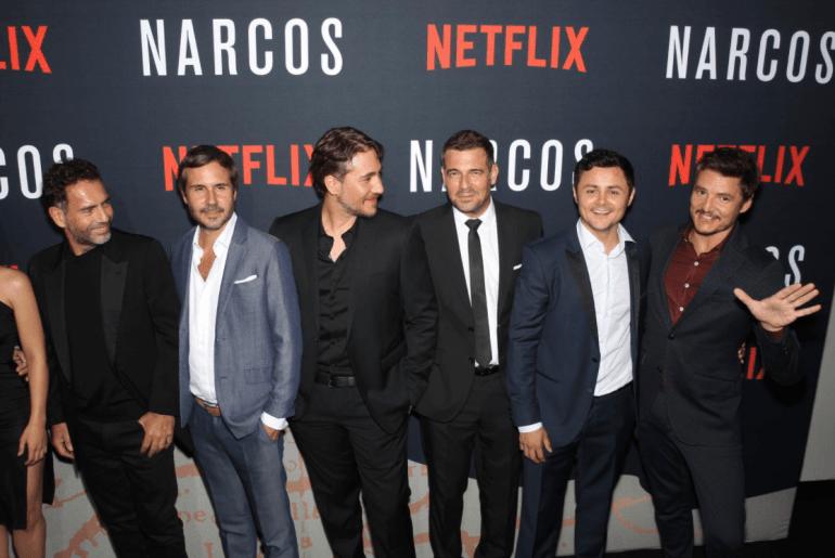 Votre trio culturel (septembre 2017) Narcos