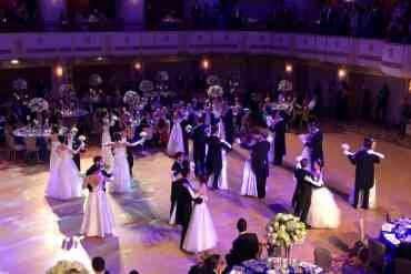 63rd Annual Viennese Opera Ball Announces New Ziegfeld Ballroom Location at Champagne Reception