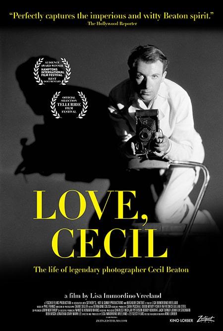 Love, Cecil by Lisa Immordino Vreeland.
