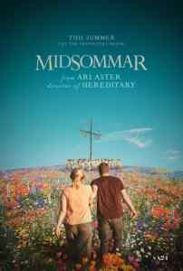 The poster for the film Midsommar