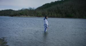 Still from Proxima, featuring Eva Green