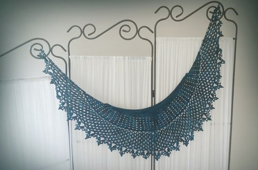 Dragonfruit Shawl by PoohBear83 on Ravelry