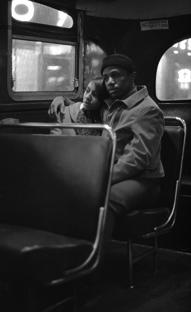 Love on the bus 1967 Chicago