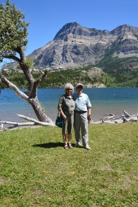 July 8/18 – Waterton Lunch