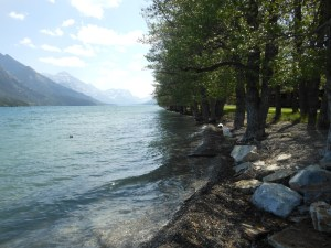 June 2/19 – Lunch in Waterton