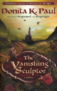 Book Review: The Vanishing Sculptor