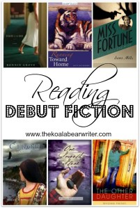 Reading Debut Fiction