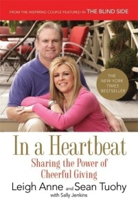 In a Heartbeat by Sean and Leigh Anne Tuohy