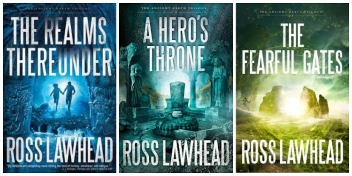 Ross Lawheads' An Ancient Earth trilogy