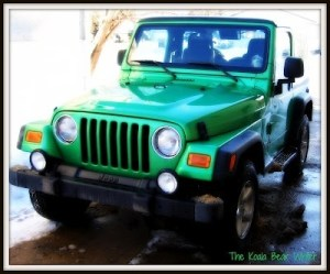 For the Love of a Jeep