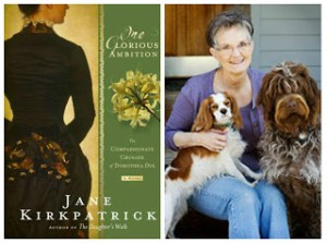Seven Quick Takes of One Glorious Ambition by Jane Kirkpatrick (Vol. 13)