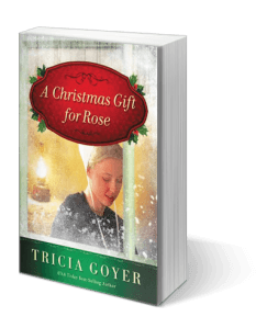 Book Review: A Christmas Gift for Rose by Tricia Goyer