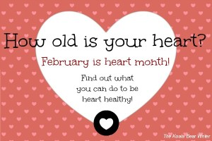 How Old Is Your Heart? (Find out with the Heart Age Calculator!)