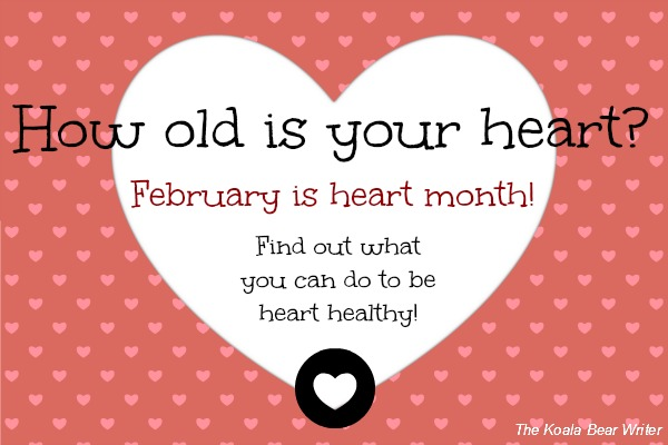 How old is your heart? Find out with the Heart Age Calculator!