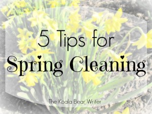 5 Tips for Spring Cleaning Your Home Quickly and Easily
