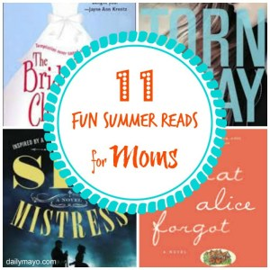 11 Fun Summer Reads for Moms