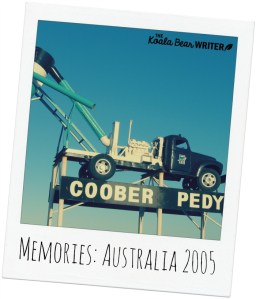 Coober Pedy, Australia (Throwback Thursday)