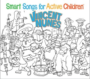 Vincent Nunes: Smart Songs for Active Children