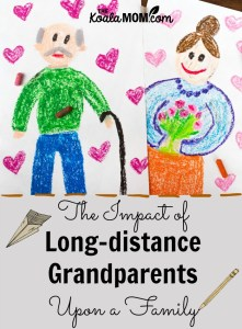 The Impact of Long-distance Grandparents Upon a Family