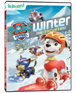 PAW Patrol: Winter Rescues Review & Giveaway!