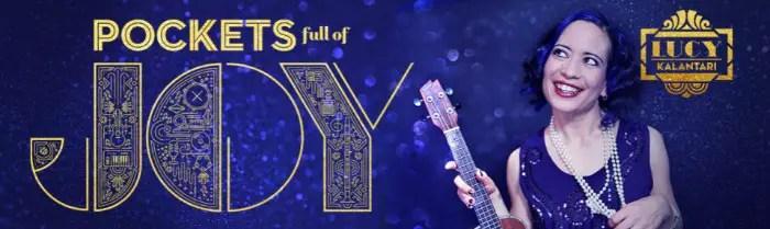Lucy Kalantari's CD Pockets Full of Joy