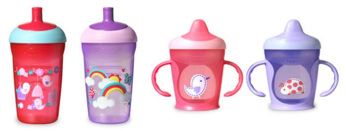 Tommee Tippee sippy cups