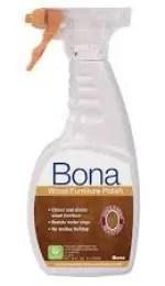 Bona hardwood cleaning products