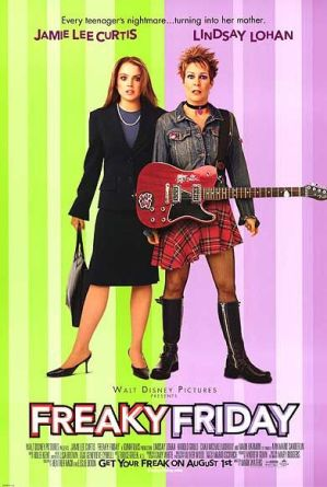 Freaky Friday movie