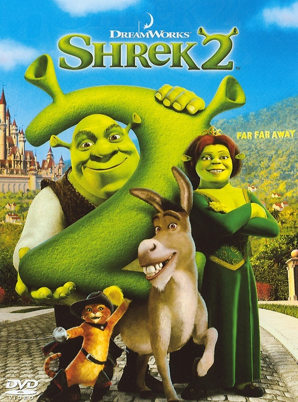 Shrek 2 - one of my favourite father-daughter movies
