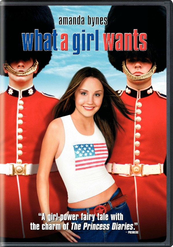 What a Girl Wants - one of my favourite father-daughter movies