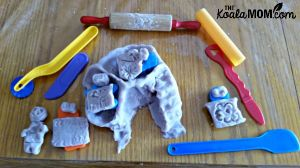 Play Dough Fun!!!