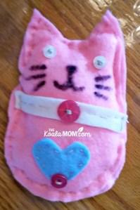Sew a Felt Kitten