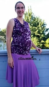 My Non-Maternity Maternity Wardrobe