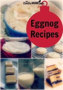 Eggnog Recipes