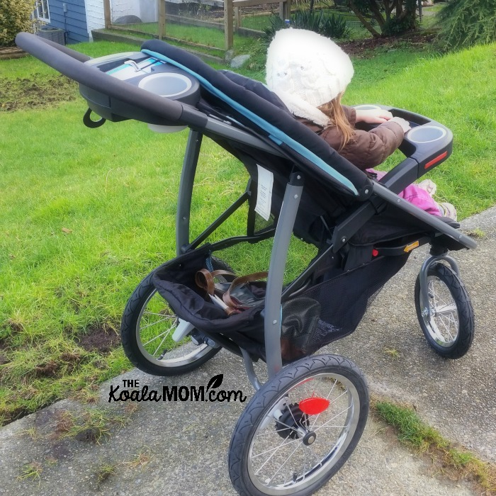 Graco FastAction Fold Jogger Travel System
