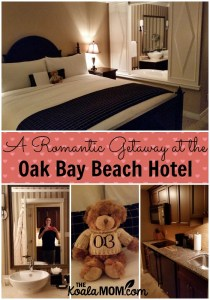 A Romantic Getaway at Oak Bay Beach Hotel