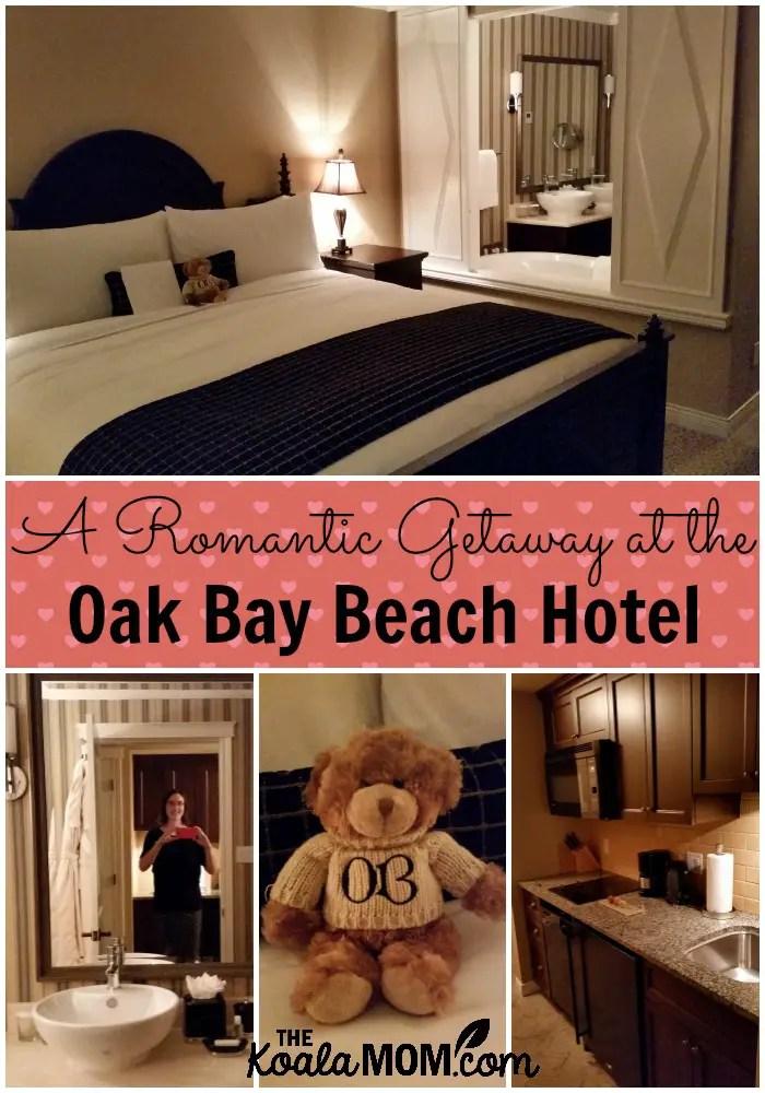 A romantic getaway at the Oak Bay Beach Hotel in Victoria, BC