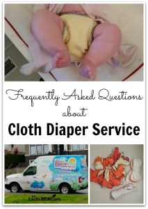 FAQs about Cloth Diaper Service