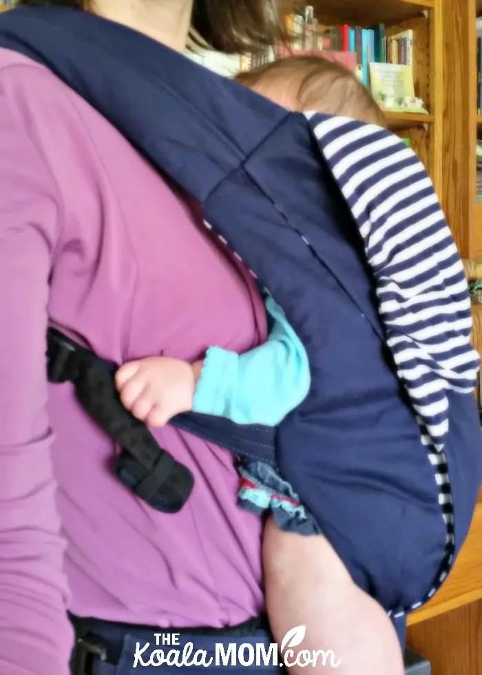 Juno baby carrier