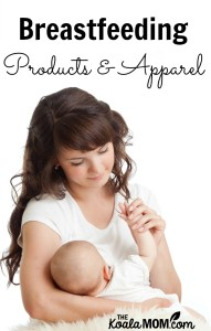 Breastfeeding Products & Apparel