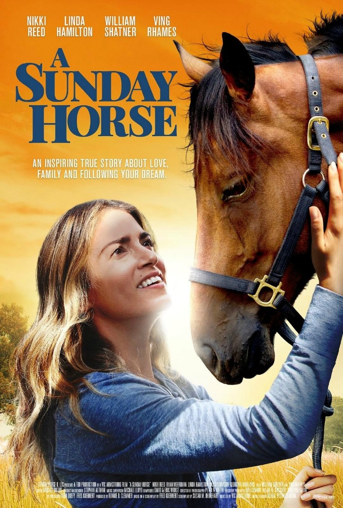 A Sunday Horse starring Nikki Reed and William Shatner