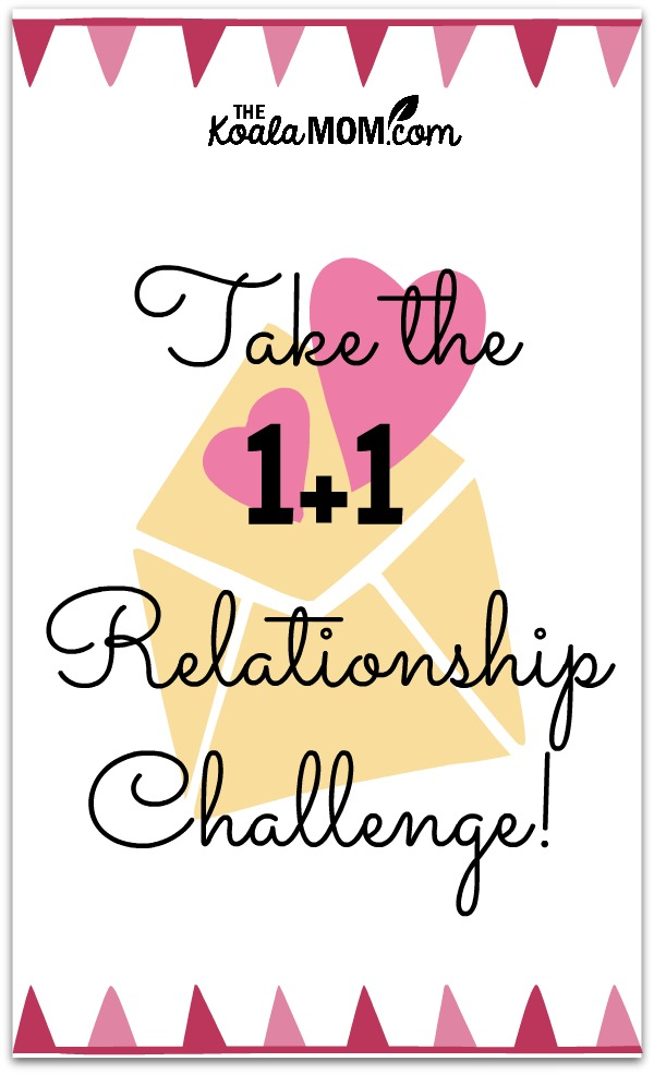 Take the one-on-one relationship challenge with Gail Goosby!