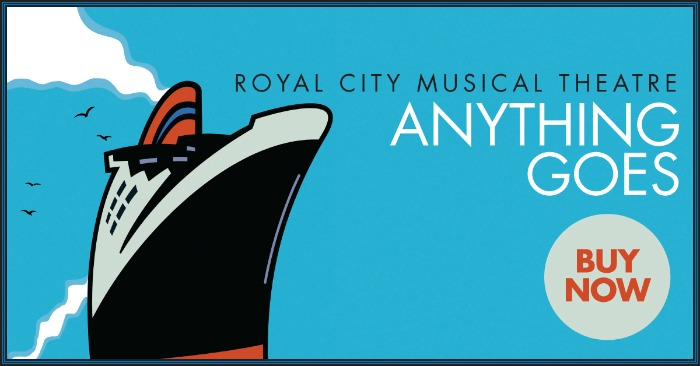 Royal City Musical Theatre - Anything Goes